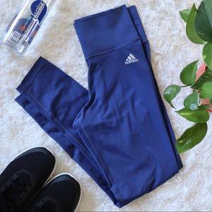 Adidas High Rise Climalite leggings tights